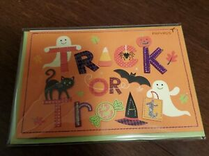 Papyrus Card Have a Happy Halloween Filled with Your Favorite Kind of Fun NEW
