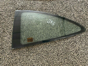 1998 Mercedes W208 CLK320 CLK430 Coupe OEM Driver Left Rear Window Glass Tinted