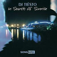 DJ Tiesto - In Search Of Sunrise (NEW CD)