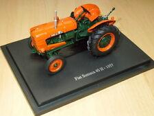 Fiat Someca 40 H 1957 Tractor Orange and Green 1.43 Model refbox4J