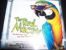 The Real Macaw Australian Soundtrack CD John Farnham Joe Camilleri - Like New