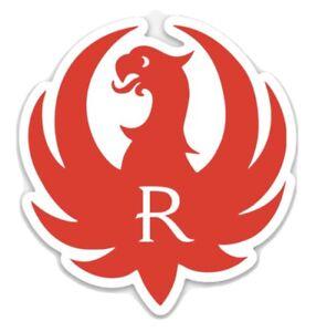 Sturm Ruger Custom Logo Die Cut Magnet for Fridge or Toolbox Firearms Gun