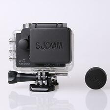 Black Protective Original Plastic Housing Lens Cap Case Cover For Camera Sj5000
