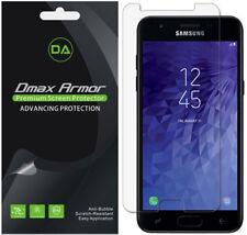 6X Dmax Armor HD Clear Screen Protector shield for Samsung Galaxy J3 V (3rd Gen)