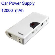 12000mAh Jump Starter Auto Car Power Bank Battery Charger Vehicle External Start