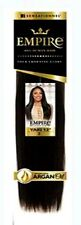 "EMPIRE 100% Human Hair Weave - Yaki 10"", 12"", 14"""