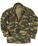 Army surplus UNISSUED field jacket in ripstop cotton lizard camo
