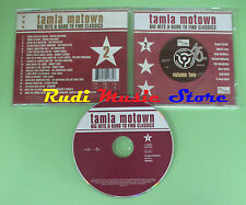 CD TAMLA MOTOWN 2 compilation 2000 TAMMI TARREL SHORTY LONG ISLEY BROTHERS (C21)