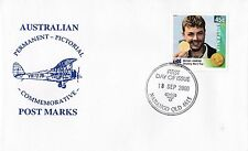 Permanent Commerative Pictorial Postmark - Nanango 18 Sep 2000 - 45c