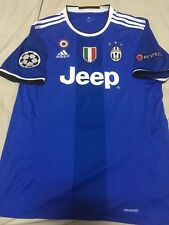 37448857d59 100% Official Juventus 16 17 Away Higuain Authentic Jersey Shirt Original  Soccer