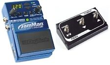 Digitech JamMan Solo XT Stereo Looper/Phrase Sampler + FS3X Footswitch Pedal