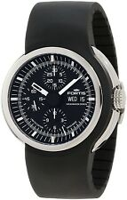 Fortis Mens 661.20.31 K Spaceleader Automatic Swiss Valjoux 7750 Black Watch