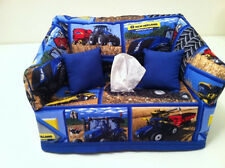 New Holland Agriculture Tissue Box Cover Handmade