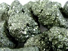 PYRITE Fool's Gold Rough Rocks Stones - 1 Lb Lots - Nice Sized Chunks, Kid Party