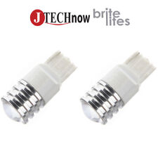 2x T25 (3156) White CREE 7W SMD LED Light Bulb - 3156, 3056, 3356, 3456, 4156