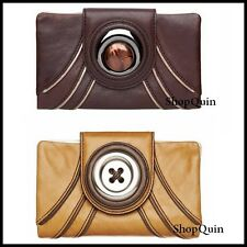 MIMCO Button Wallet - SIGNATURE EDITION - MUST HAVE & BRAND NEW