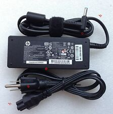 Original Genuine OEM HP Envy 15-j006cl 90W AC Power Adapter Supply Charger/Cord