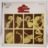 "The Bluegrass Alliance Vinyl LP 12"" 1974  Music Mountain ""Sound 16"" Records"