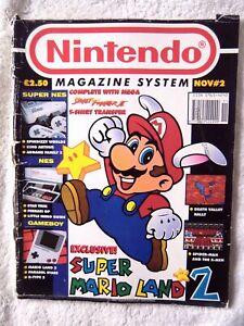74699 Issue 02 Nintendo Magazine System Magazine 1992