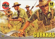 Airfix 1/72 WWII Gurkhas # 01754