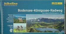 Radführer Bodensee-Königssee-Radweg Vom Schwäbischen zum Bayerischen Meer 2019
