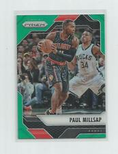 2016-17  Prizm  PAUL MILLSAP  Green Prizm
