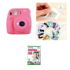 Fujifilm Instax Mini 9 cámara Flamingo Pink 1 Pack Fuji Film 10 Foto 8
