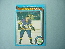 1979/80 O-PEE-CHEE NHL HOCKEY CARD #98 BUTCH GORING NM SHARP!! 79/80 OPC