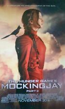"""Hunger Games :Mockingjay Part 2 Version F Nov 20 Two Sided 27""""x40' Movie Poster"""