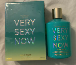 New Victorias Secret Very Sexy Now Wild Palm Perfume And Body Lotion