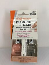 Sally Hansen Diamond Strength French Manicure Pen Kit 2x 0.45 Oz-0.16 White Pen