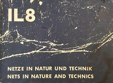 IL8 NETS IN NATURE AND TECHNICS