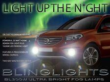2009-2013 Renault Koleos / Samsung QM5 Xenon Halogen Fog Lamps Driving Light Kit