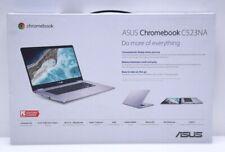 """ASUS C523N 15.6"""" Chromebook, Intel Celeron, 4GB RAM, 64GB eMMC (C523NA-TH44F)"""