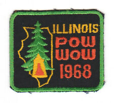 1968 Illinois District Pow-Wow,  FCF Royal Rangers