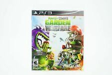 Plants vs. Zombies Garden Warfare: Playstation 3 [Brand New] PS3
