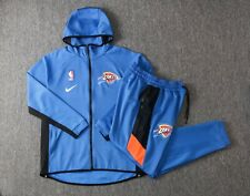 NBA Basketball Suit Therma Flex FullZip Hoodie Top Bottom Lakers Celtics OKC GSW