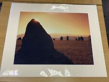 More details for castlerigg stone circle picture in card frame 40cm x 50cm