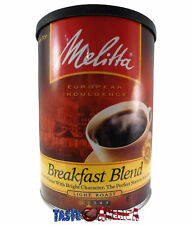 Melitta Breakfast Blend Light Roast Ground Coffee 312g Can