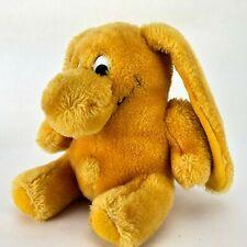 VTG Plush Snap Orange Mascot Kodak Camera Company Kolorkins Stuffed Animal Toy