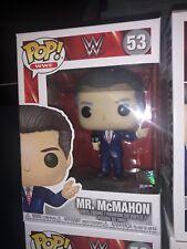 """Funko Pop! WWE Mr. """"Vince"""" McMahon 53 Vinyl ***IN-HAND***"""