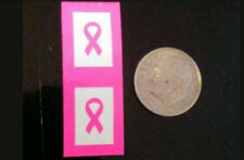1/10 Scale Accessory CANCER RIBBON Sticker/Decal rc crawler scx10II rc4wd tf2