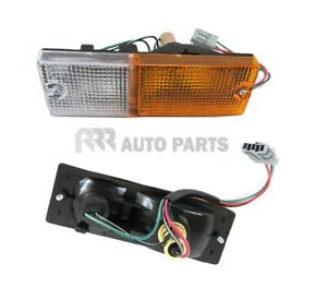 FOR HOLDEN RODEO TF 88-97 APRON FLASHER INDICATOR TURN SIGNAL - PASSENGER SIDE