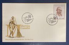 Vietnam 2019 150th Anniversary Of Birth Of Gandhi Stamp VN #1115 Mint FDC