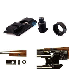 Swivel Stud Mount to Picatinny Rail Converter for Tactical Rail Attachment BIpod