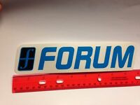 FORUM (Pick the Style) Ski Snowboard Race Rack Ride DECAL STICKER FREE SHIPPING