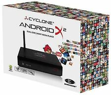 Sumvision Cyclone X2 Android Media Player Adapter TV/Wifi Encl-Cycl