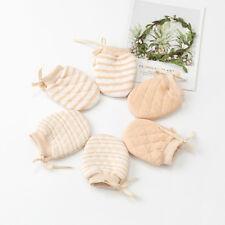 Baby Mittens Glove Newborn Cotton Gloves Mittens Baby Anti-scratch Soft Glove WE