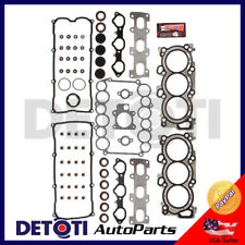 Head Gasket Set Kit Fix For 98-04 Honda Acura Isuzu 3.2L 3.5L V6 Multi Layered