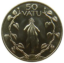 (b91) - Vanuatu - 50 Vatu 1983-Patate dolci Yam tubers-FAO-unc km # 8